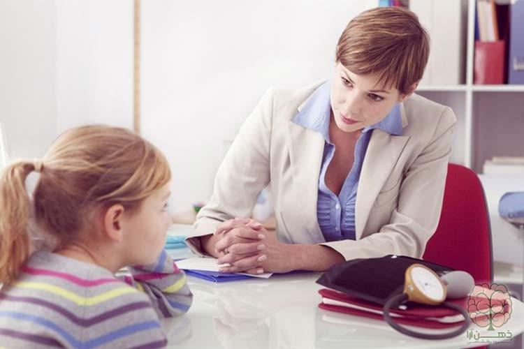 مشاوره و روانشناسی کودک، شمال تهران