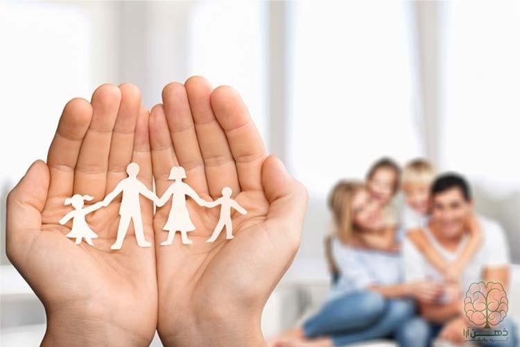 خانواده درمانی -مرکز مشاوره خانواده در تهران