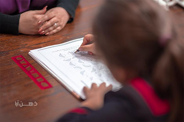 مرکز تست هوش کودکان