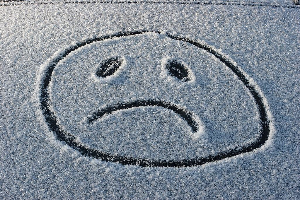 افسردگی زمستانی