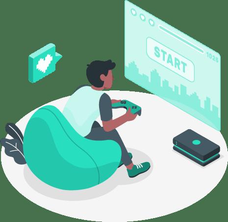 درمان اعتیاد به بازی های رایانه ای