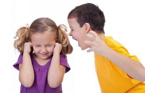 اختلال سلوک در کودکان