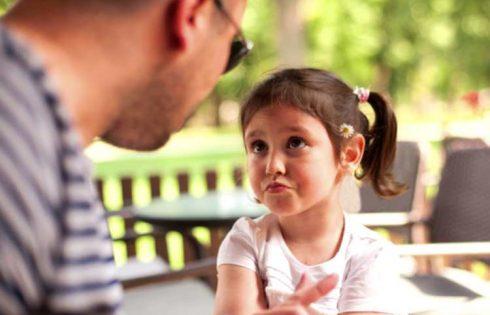 برخورد با کودک بهانه گیر